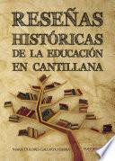 Reseñas Históricas De La Educación En Cantillana