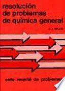 libro Resolución De Problemas De Química General