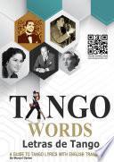 libro Tango Words