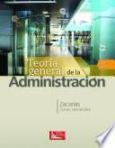 libro Teoría General De La Administración,2a.ed.