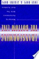 libro Transformar La Cuenta De Resultados