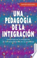 libro Una Pedagogía De La Integración