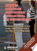 Unidades Didácticas Innovadoras Con Material No Convencional