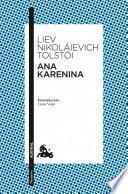 libro Ana Karenina