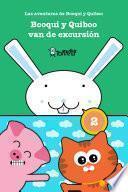 libro Booqui Y Quiboo Van De Excursión