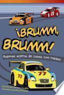 libro ¡brumm, Brumm! Poemas Acerca De Cosas Con Ruedas (vroom, Vroom! Poems About Things With Wh