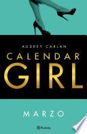 libro Calendar Girl. Marzo