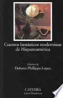 libro Cuentos Fantásticos Modernistas De Hispanoamérica