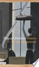 libro Diario De Un Emigrante