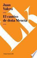 libro El Cautivo De Doña Mencía