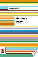 El Corazón Delator (low Cost). Edición Limitada