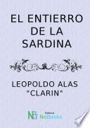 libro El Entierro De La Sardina