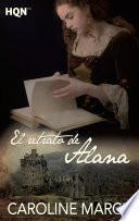 libro El Retrato De Alana