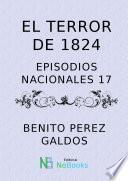 libro El Trerror De 1824