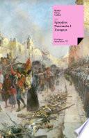 libro Episodios Nacionales I. Zaragoza