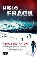libro Hielo Frágil