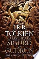 libro La Leyenda De Sigurd Y Gudrún