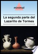 La Segunda Parte Del Lazarillo De Tormes