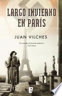 libro Largo Invierno En París