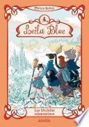 Leila Blue 4: Las Libélulas Adamantinas