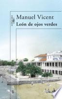 libro León De Ojos Verdes