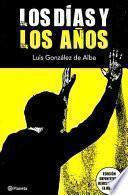 libro Los Días Y Los Años