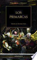 libro Los Primarcas, N.o 20