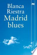 libro Madrid Blues