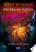 libro Maze Runner 2   Prueba De Fuego