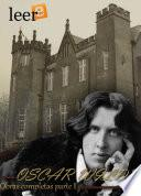 Oscar Wilde. Obras Completas