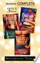 libro Pack Brenda Joyce
