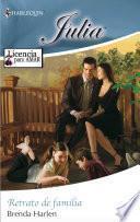 libro Retrato De Familia