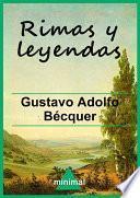 libro Rimas Y Leyendas