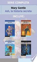 libro Saga: Ash La Historia Secreta