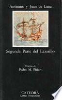 Segunda Parte Del Lazarillo