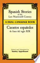 Spanish Stories Of The Late Nineteenth Century