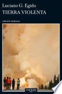 libro Tierra Violenta