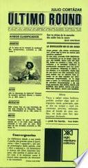 libro Ultimo Round. 2 (2001)