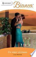 libro Un Amor Siciliano