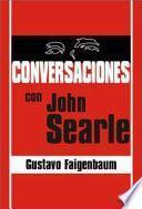 libro Conversaciones Con John Searle