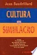 libro Cultura Y Simulacro
