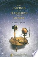 libro De La Unicidad A La Pluralidad De Los Mundos