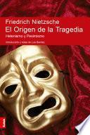 libro El Origen De La Tragedia