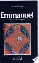 libro Emmanuel