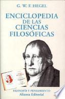 Enciclopedia De Las Ciencias Filosóficas En Compendio