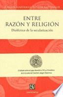 libro Entre Razon Y Religion