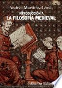 libro Introducción A La Filosofía Medieval