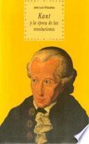 libro Kant Y La época De Las Revoluciones
