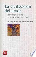 libro La Civilización Del Amor