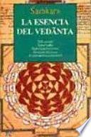 libro La Esencia Del Vedanta